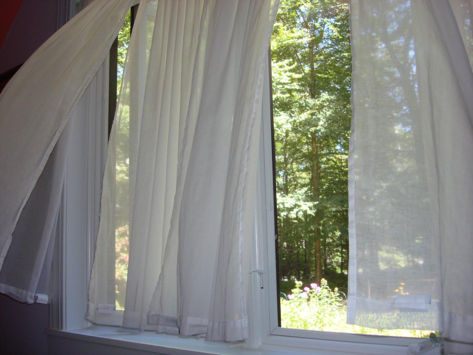 Занавески на окна фото