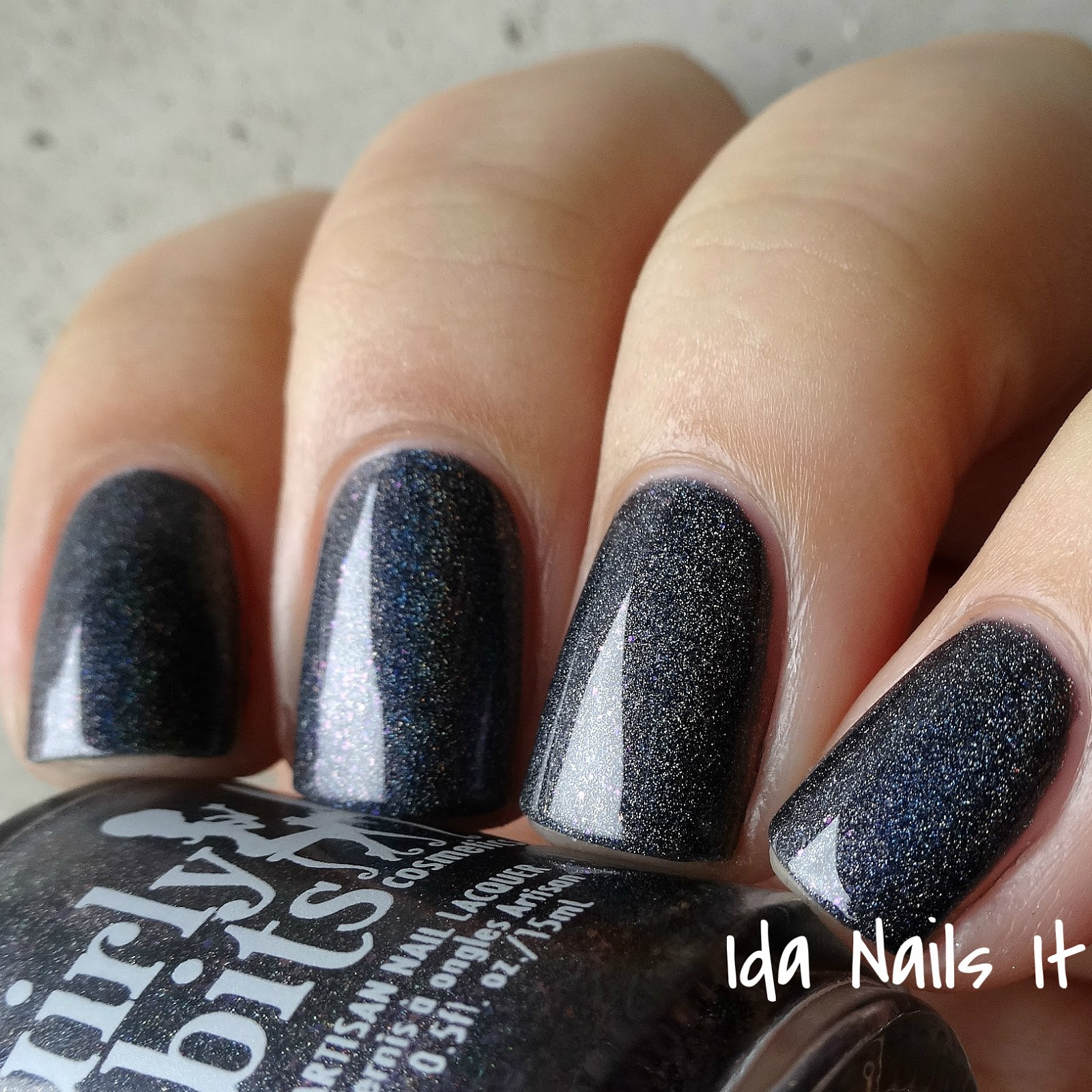 Ida Nails It: Girly Bits Hocus Pocus Collection: Swatches and Review