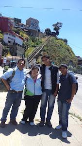 NUESTROS ALUMNOS EN CHILE