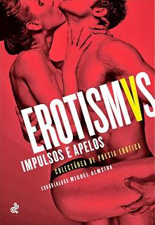 """Co-autora na antologia Erotismus: Impulsos e Apelos"""""""