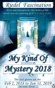 My Kind of Mystery Reading Challenge