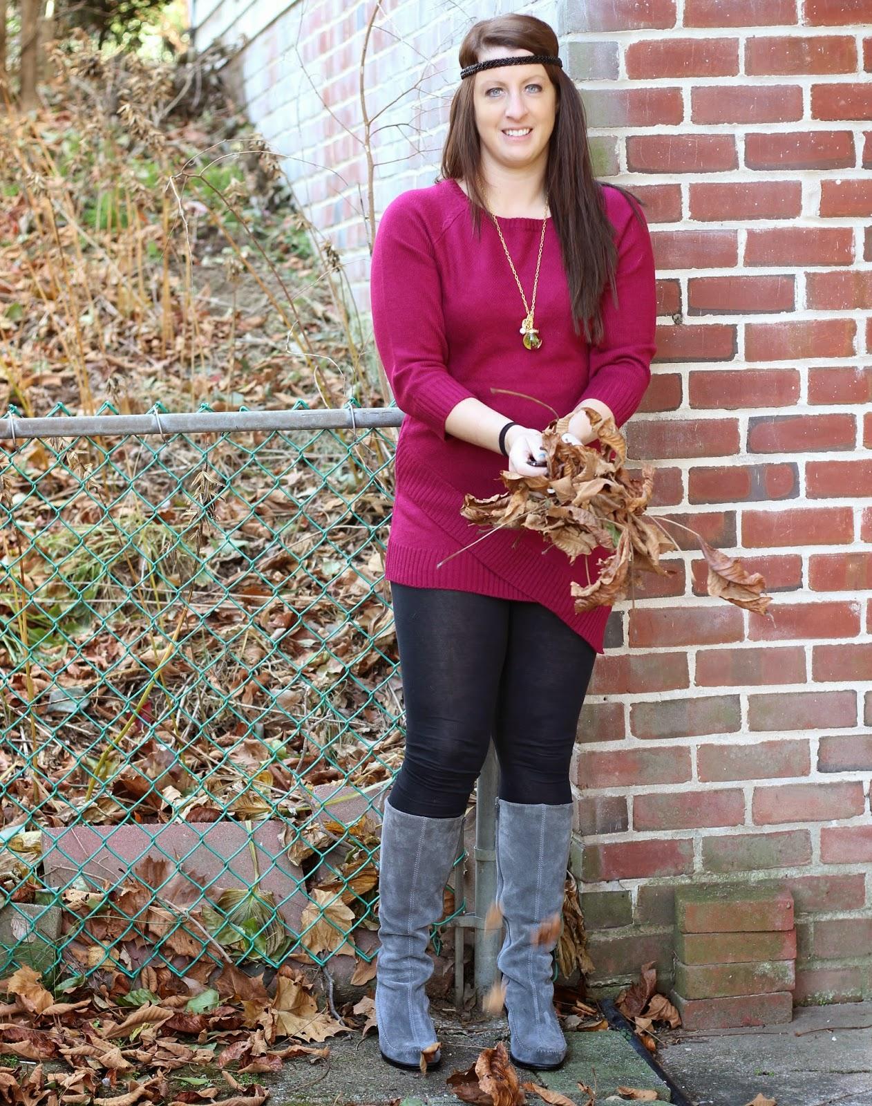 Ask Away Blog Festive Sweater Dress