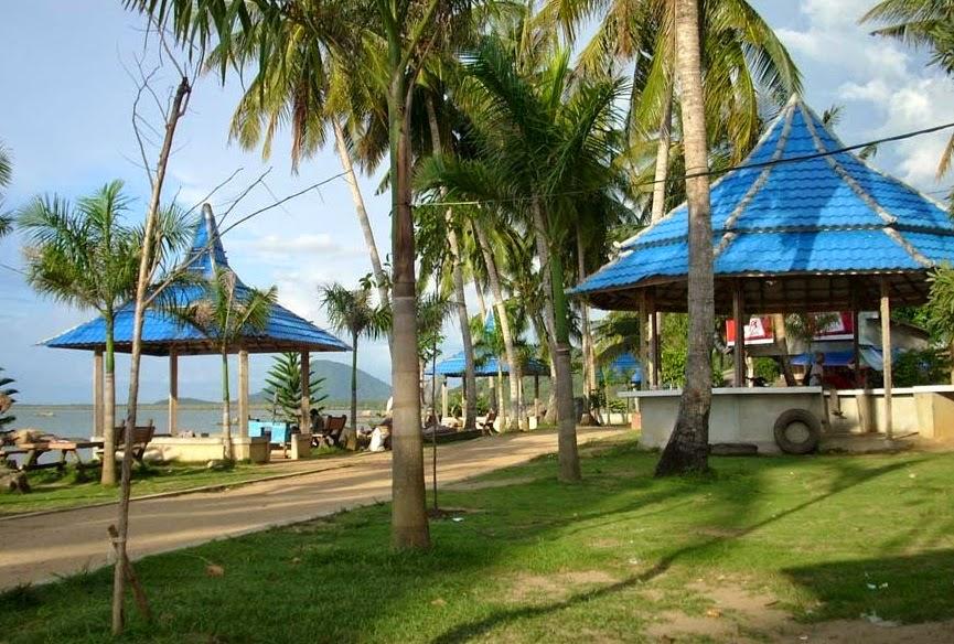 Tempat Wisata di Singkawang Sinka Island Park