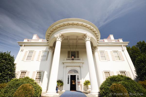 Appalachian treks allandale mansion for Allandale house