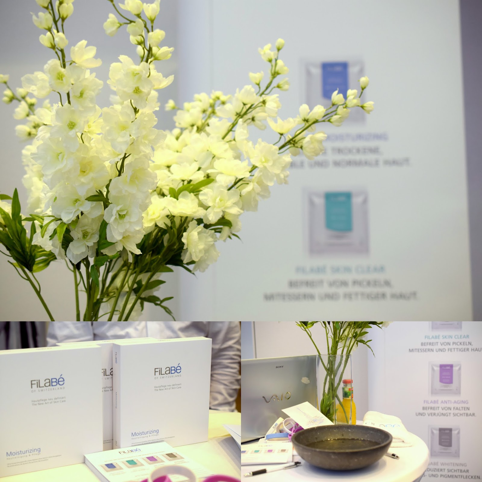 Beautypress Bloggerevent Juni 2015: Filabé