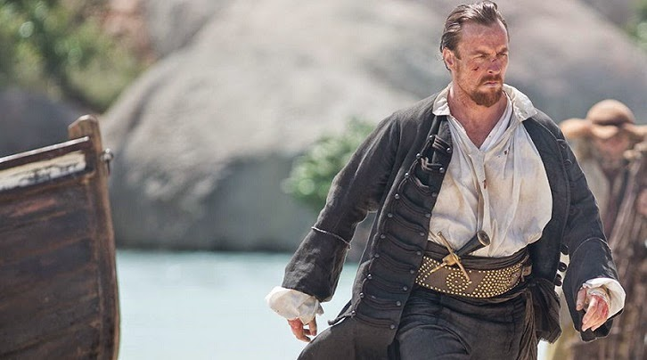 Black Sails - Episode 1.02 - II - Preview & Teasers