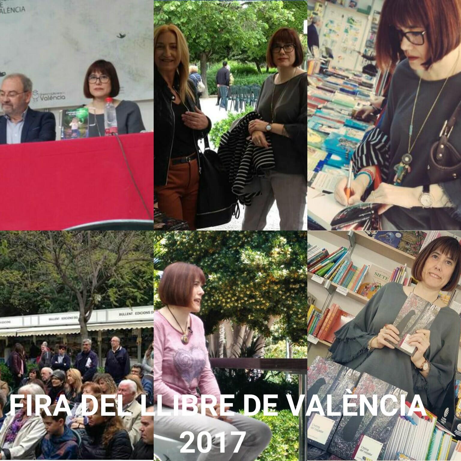 Fira del Llibre de València 2017