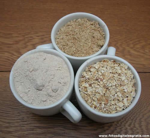 Recetas cocina naturista masitas con germen de trigo y avena - Harina integral de trigo ...