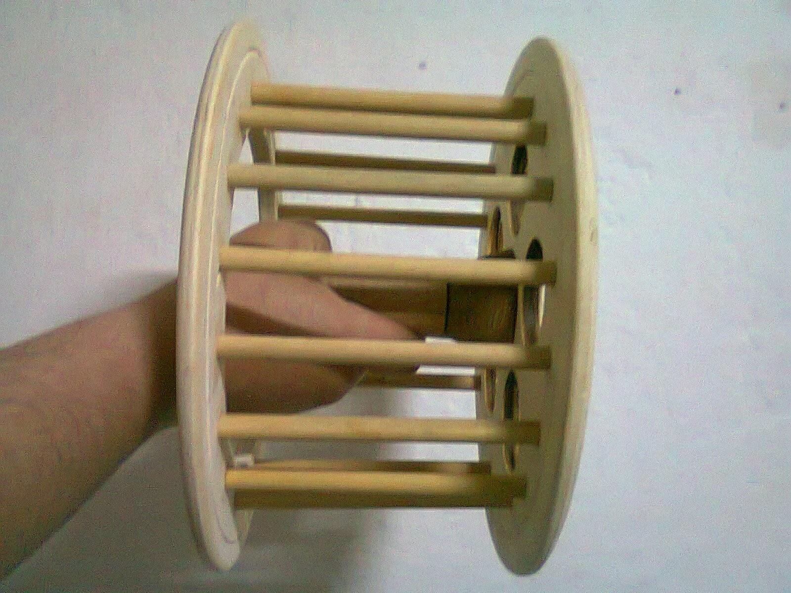 Carretel de linhas para pipas