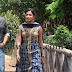 Amala Paul in Cotton Salwar