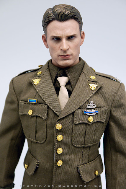toyhaven poptoys style series x19 1 6th scale wwii captain military