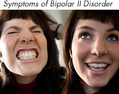 Symptoms of Bipolar II Disorder