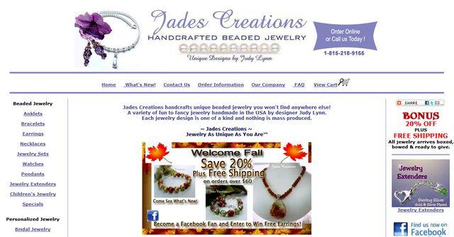 JadesBeadedJewelry.Com
