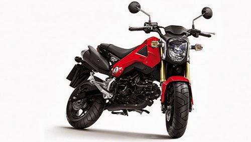 Xe Côn Tay: Honda MSX125