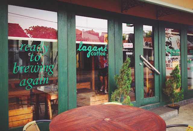Lagani Coffee Yogyakarta Jalan Cendrawasih