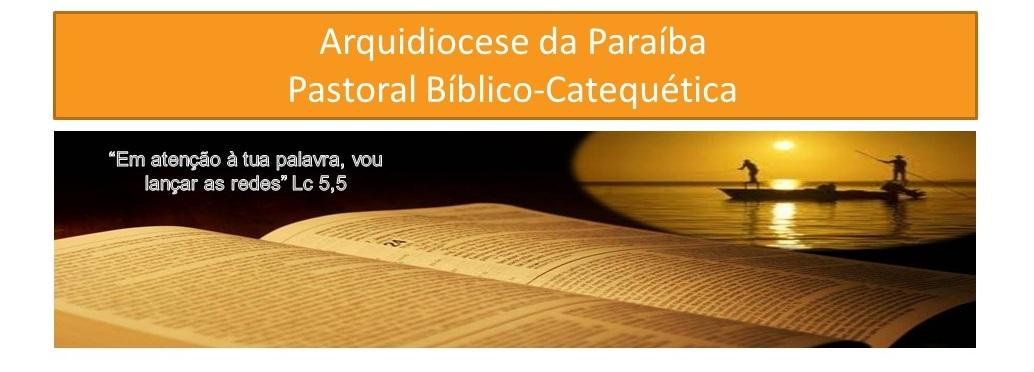 Pastoral Bíblico-Catequética da Paraíba