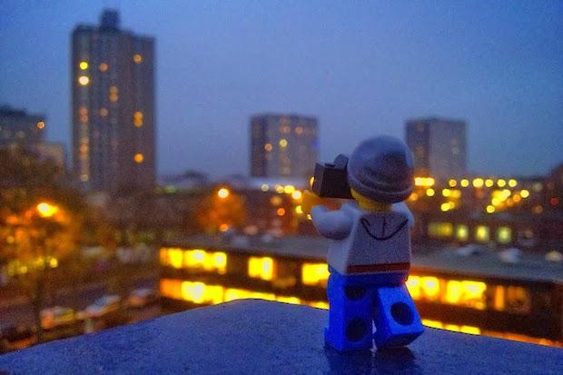 adventures of a Legographer