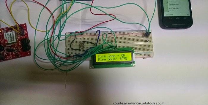 Build Temperature Humidity Smoke Detector Alarm System