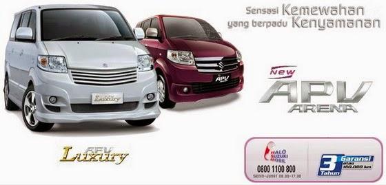 Paket Kredit Suzuki APV