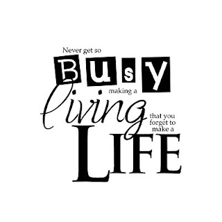 Quotes On Busy Life Quotes About Life