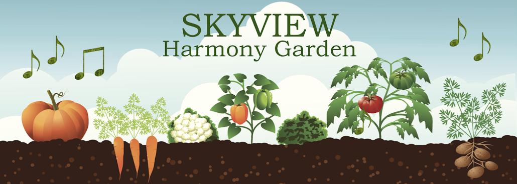 Skyview Harmony Garden