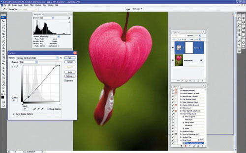 Thiết lập Photoshop Action xử lý ảnh hàng loạt 5
