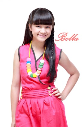 Nama Lengkap : Bella Graceva AmandaPutri