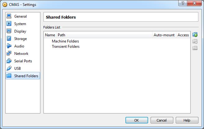 Settings/SharedFolder