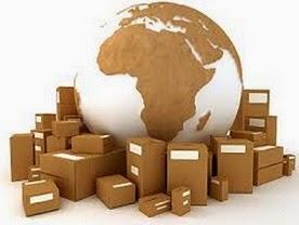 pengiriman barang internasional