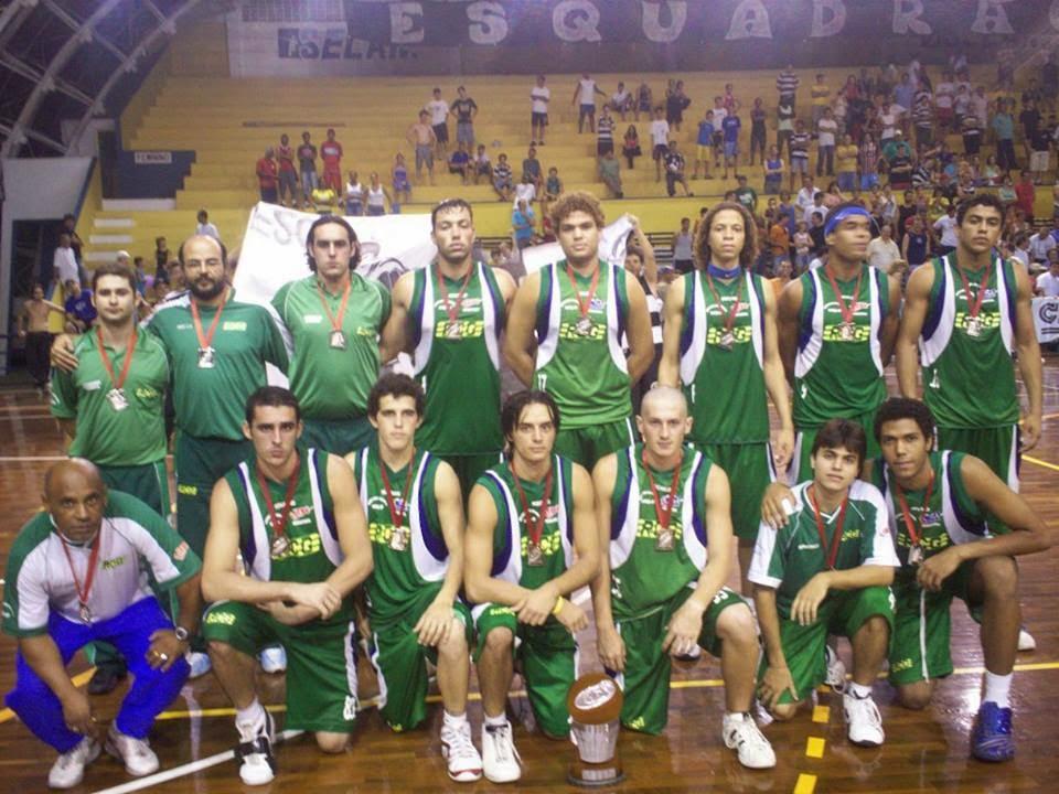 RCG/CSA/Garça, vice-campeão paulista da Série A-2, temporada 2006