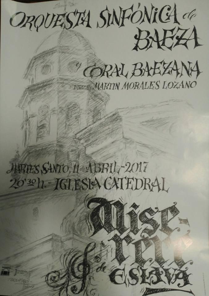 MISERERE de ESLAVA - S.I. Catedral de Baeza