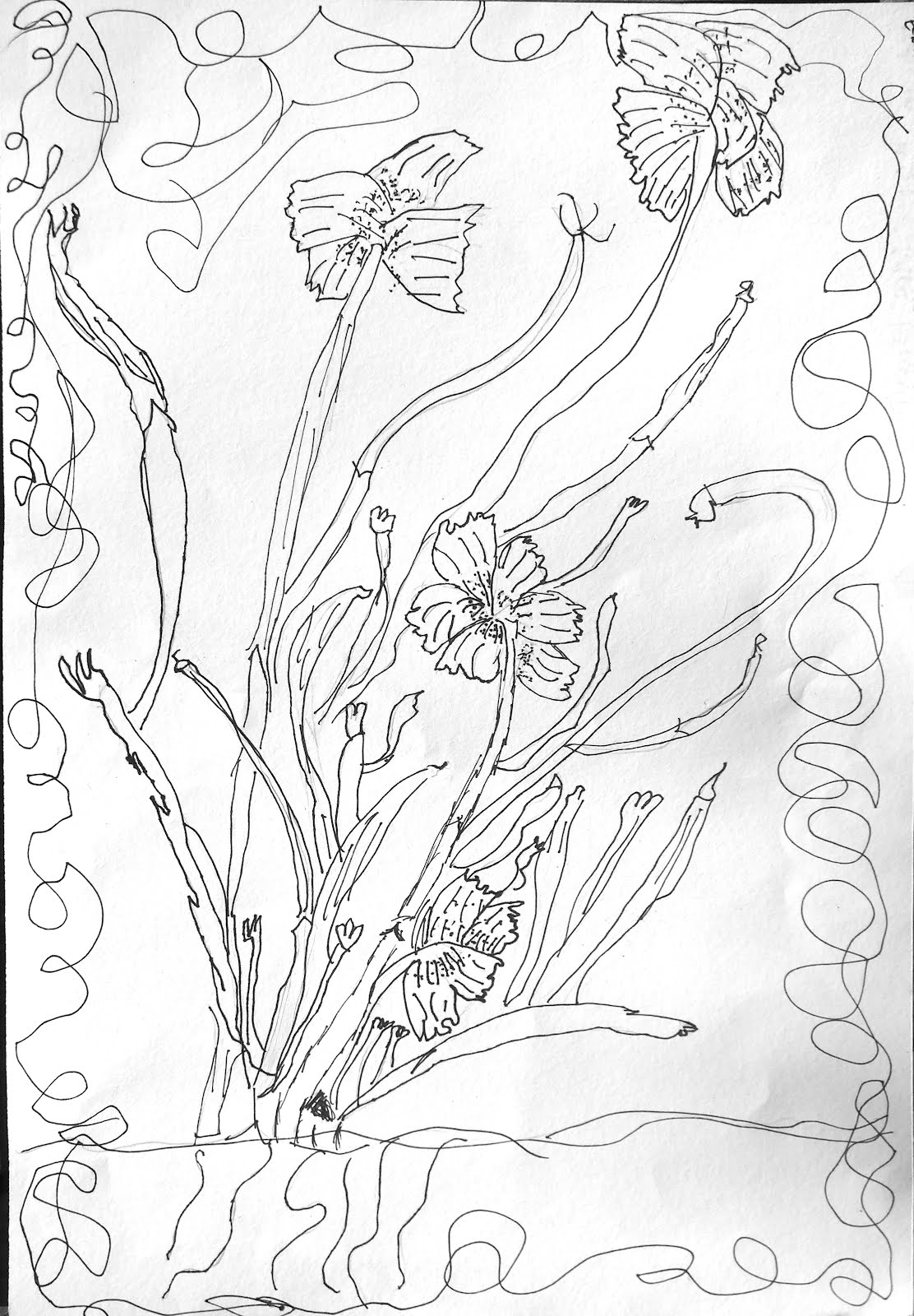 Free Coloring Pages Of Starry Night Starry Coloring Page Gogh