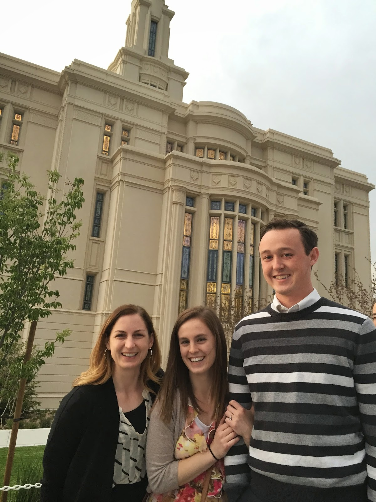 Utah Trip: Payson Temple Open House