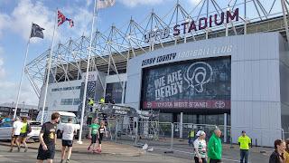 ipro stadium start line