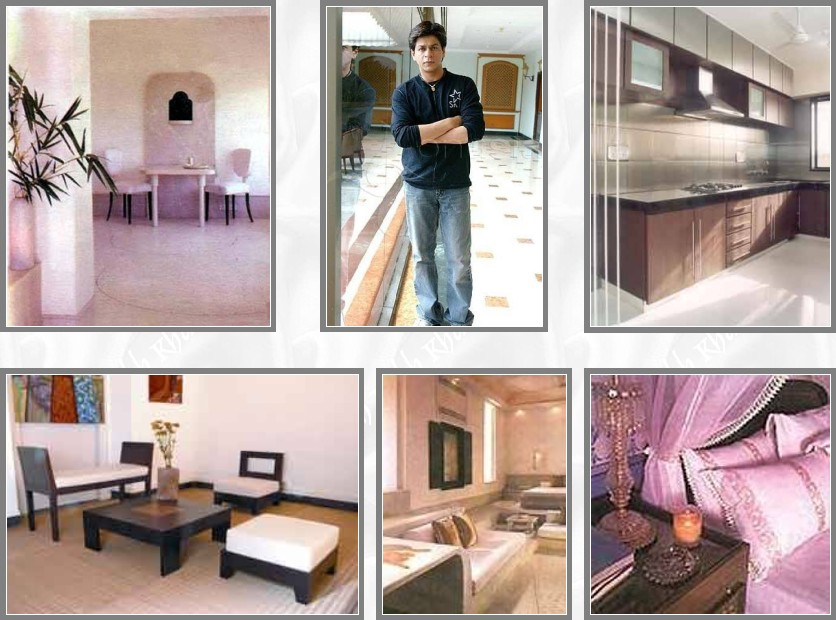 cool wallpapers: shahrukh khan houseshahrukh khan house
