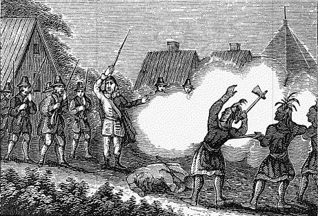 early relations of europeans with native The fur trade was based on good relationships between the first nations peoples  and the european traders first nations people gathered furs and brought.