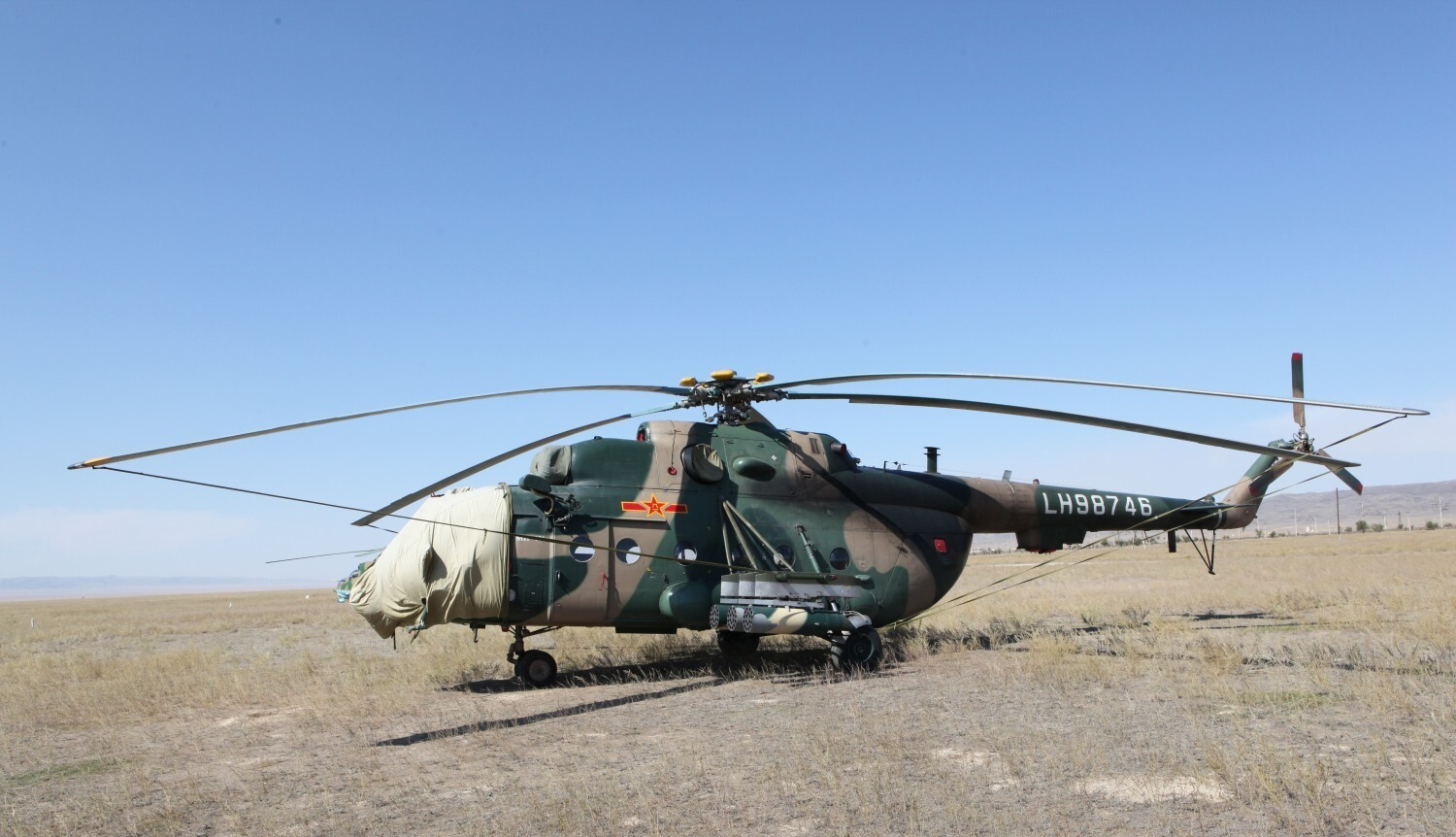 Elicottero Mi 8 : People s liberation army mi helicopter global