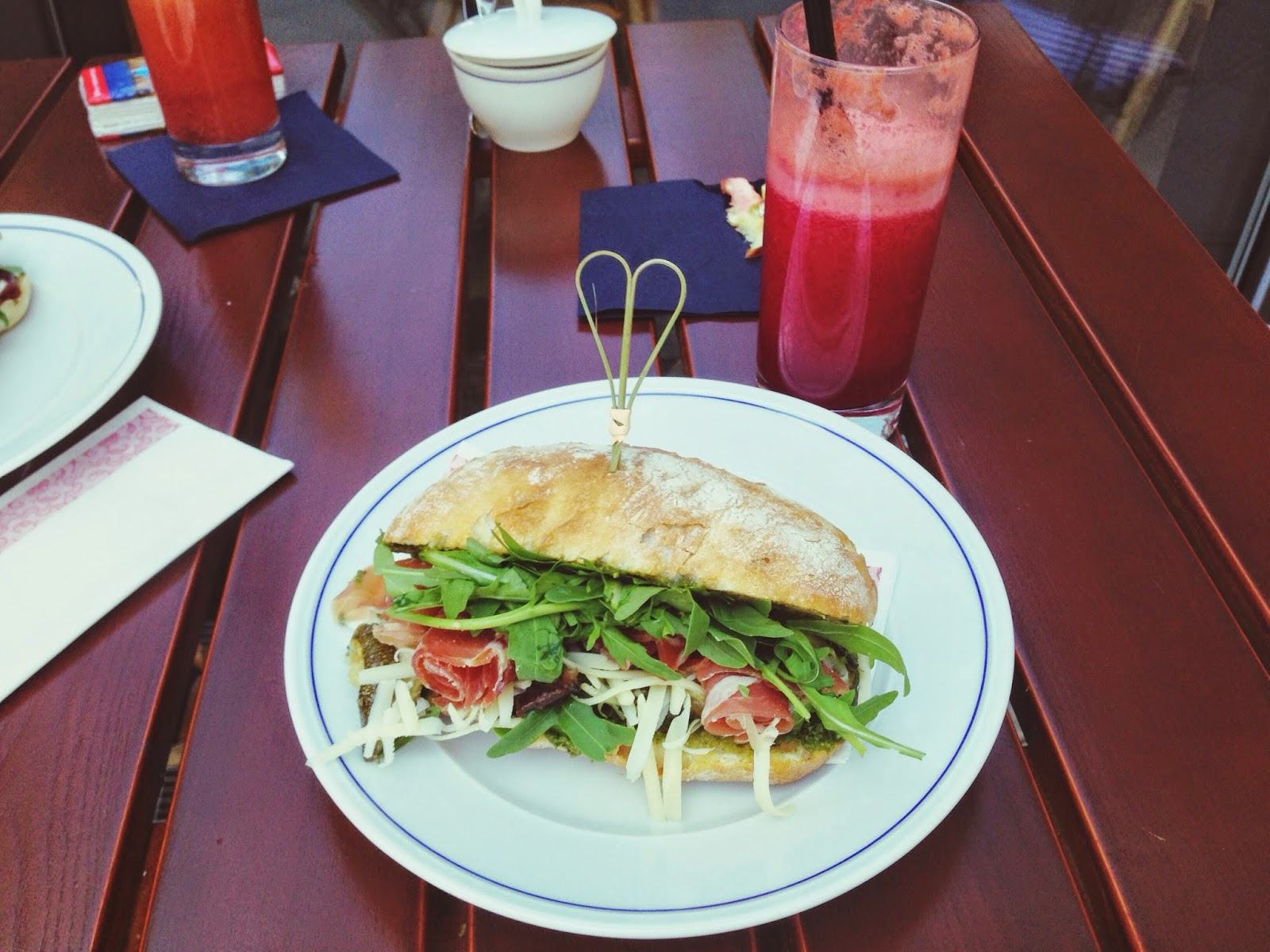 CAFE MOMA BERLIN
