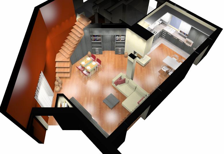Consejos para el dise o de una casa ideas para decorar for Como disenar una casa en 3d