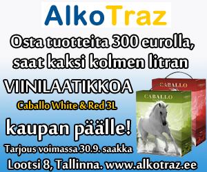 AlkoTrazin ostotarjous