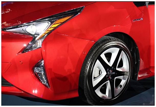 2016 Toyota Prius Frankfurt Release