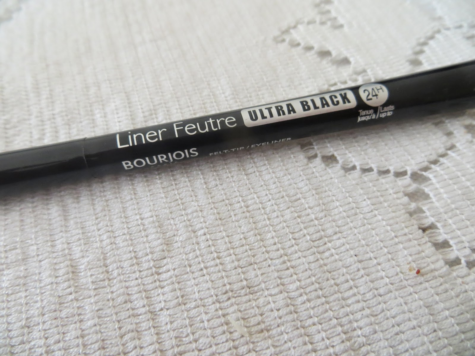 Bourjois, Review, cheap, Highstreet, eyeliner, makeup, swatch