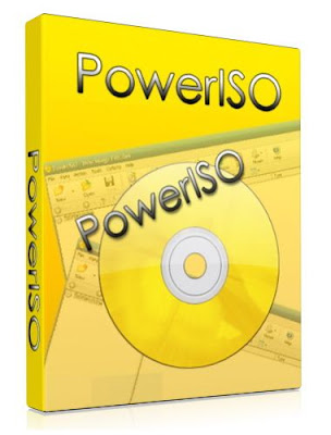 PowerISO v5.5 Premium Portable Full Version Free Download