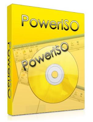 PowerISO v5.5 Premium Portable Full Version Free Download