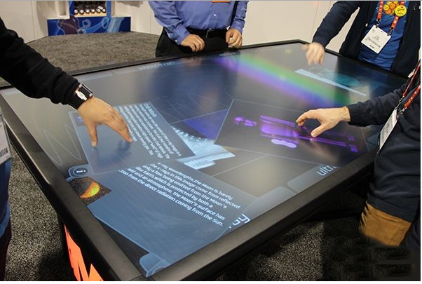 Unique 84 inches smart table by 3m for Table 3m