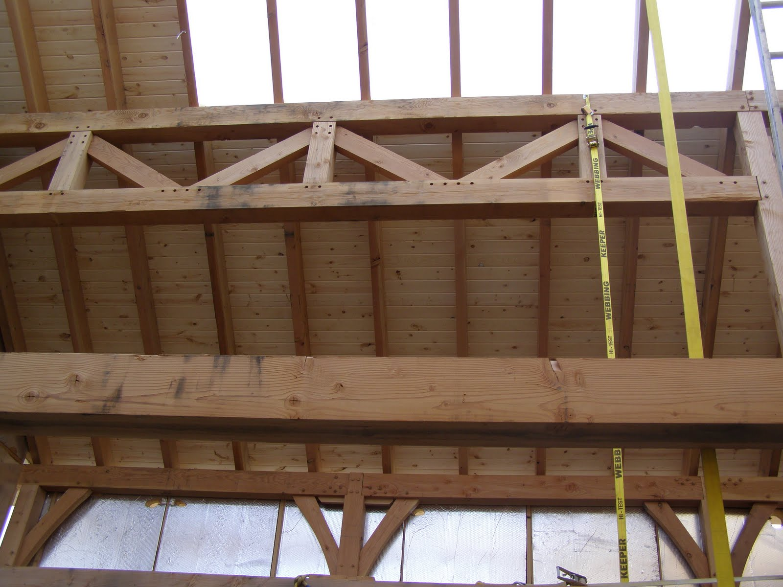 Structural Insulated Panels Timberframer Mark Andrew