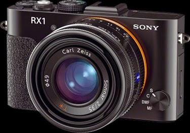 Sony Cyber-shot DSC-RX1 Camera User's Manual