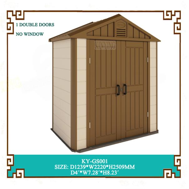 garden shed assembly instructions