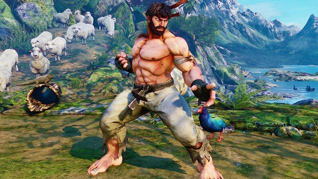 Ryu pre-order costume
