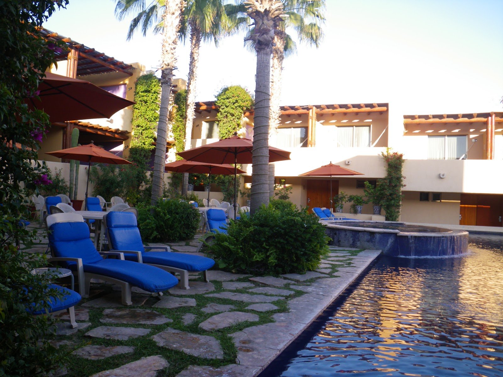 Los Patios Is A Reasonably Priced Hotel Just Out Of Town. I Had Asked Angie  To Find Me Something Between $50 And $80 USD With A Pool And Get Back To Me.